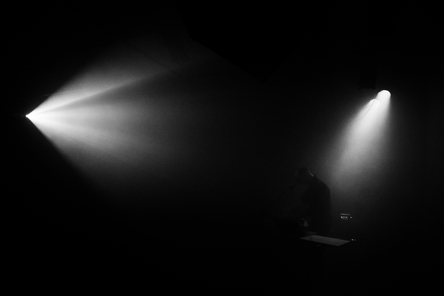Run Dust (Luke Calzonetti) by Laurent Orseau - SMOG - Les Ateliers Claus - Brussels, Belgium #2