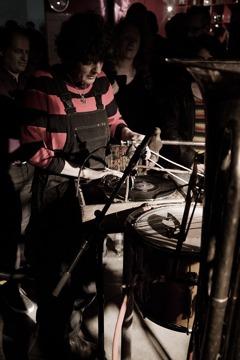 Sarah Kenchington by Laurent Orseau - Les Ateliers Claus - Brussels, Belgium #9
