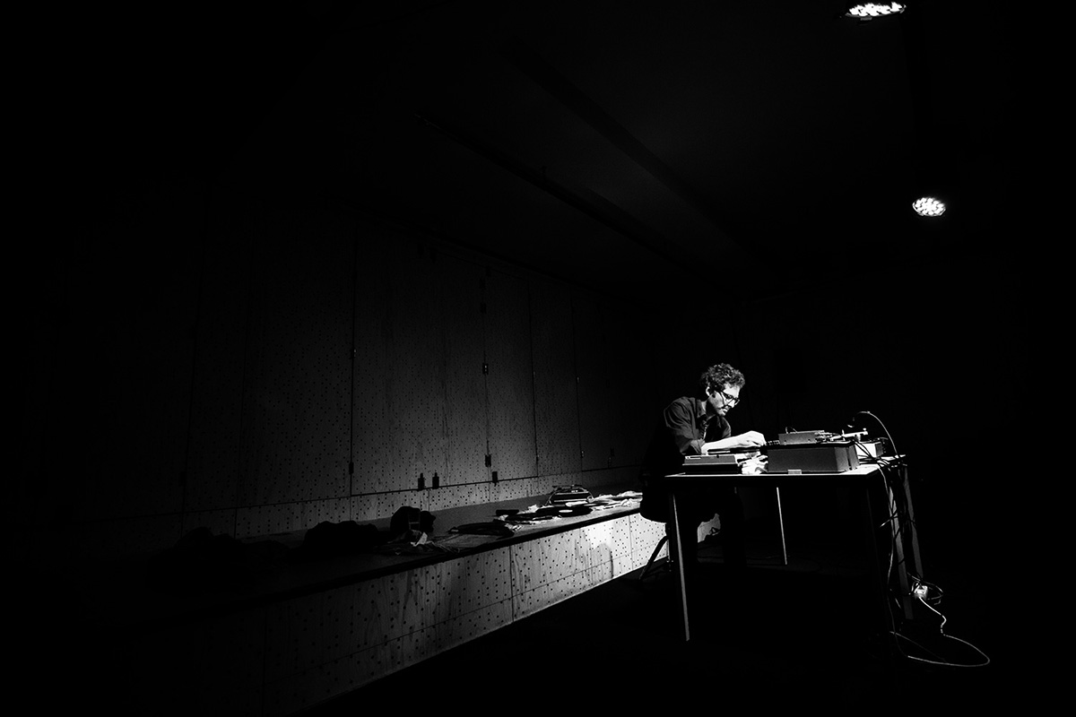 Saule by Laurent Orseau - Les Ateliers Claus - Brussels, Belgium #6