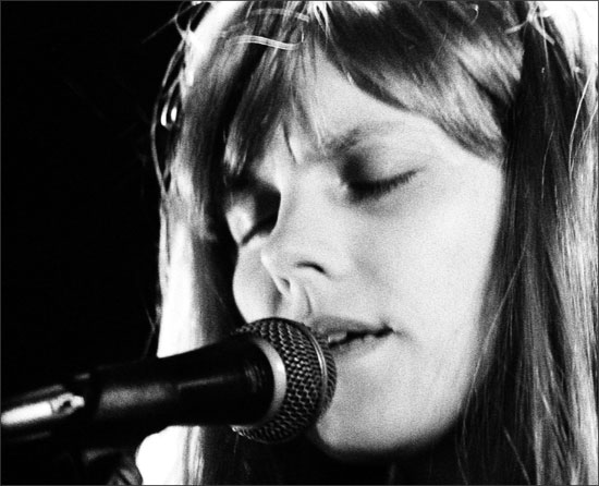 Scout Niblett by Laurent Orseau - Guinguette Pirate - Paris, France #1