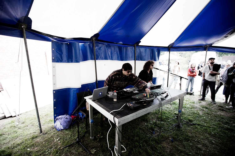 Sea Urchin by Laurent Orseau - Meakusma Festival - Eupen, Belgium #1