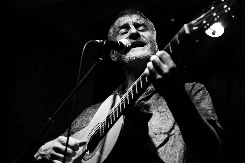 Sean O'Hagan (The High Llamas) by Laurent Orseau - Maison des Musiques - Brussels, Belgium #7