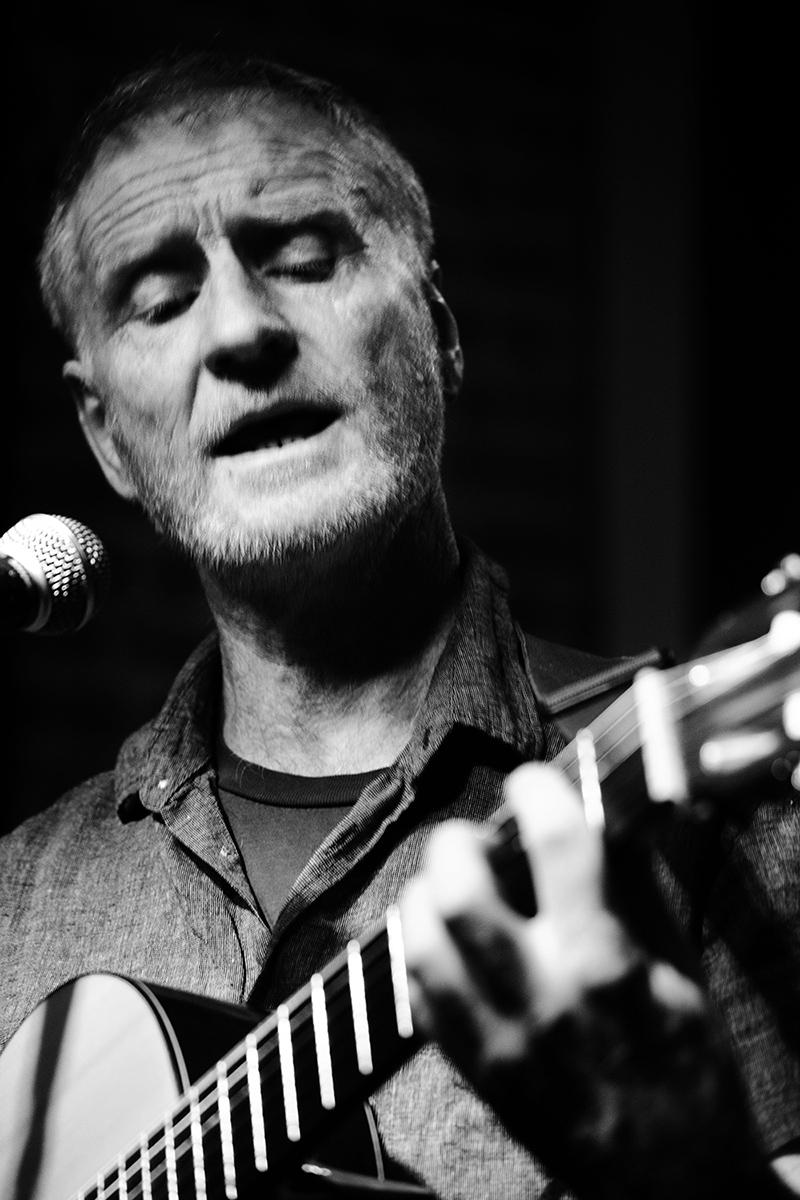 Sean O'Hagan (The High Llamas) by Laurent Orseau - Maison des Musiques - Brussels, Belgium #9