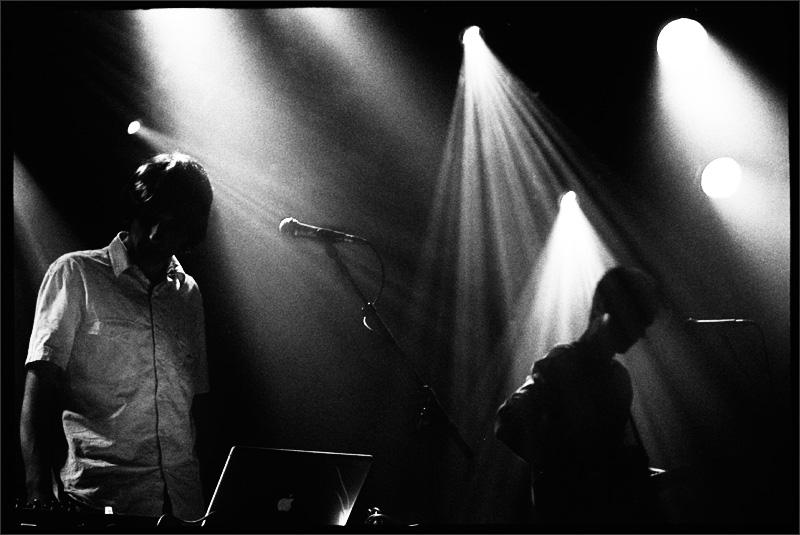 Sepia Hours by Laurent Orseau - Concert - Ancienne Belgique - Brussels, Belgium #3