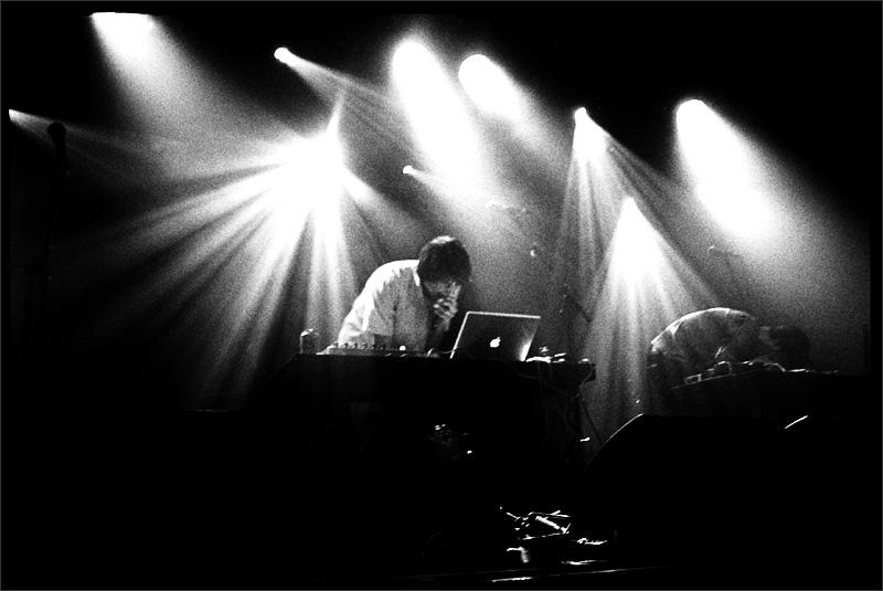 Sepia Hours by Laurent Orseau - Concert - Ancienne Belgique - Brussels, Belgium #4