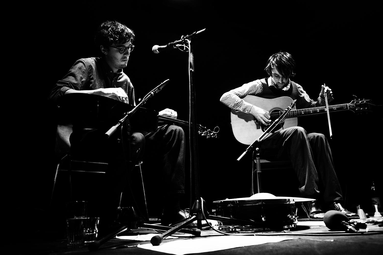 Sholto Dobie & Ben Pritchard by Laurent Orseau - Les Ateliers Claus - Brussels, Belgium #1