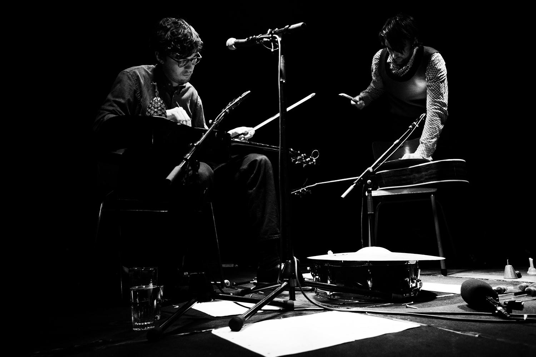 Sholto Dobie & Ben Pritchard by Laurent Orseau - Les Ateliers Claus - Brussels, Belgium #2