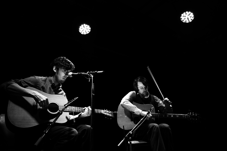 Sholto Dobie & Ben Pritchard by Laurent Orseau - Les Ateliers Claus - Brussels, Belgium #3