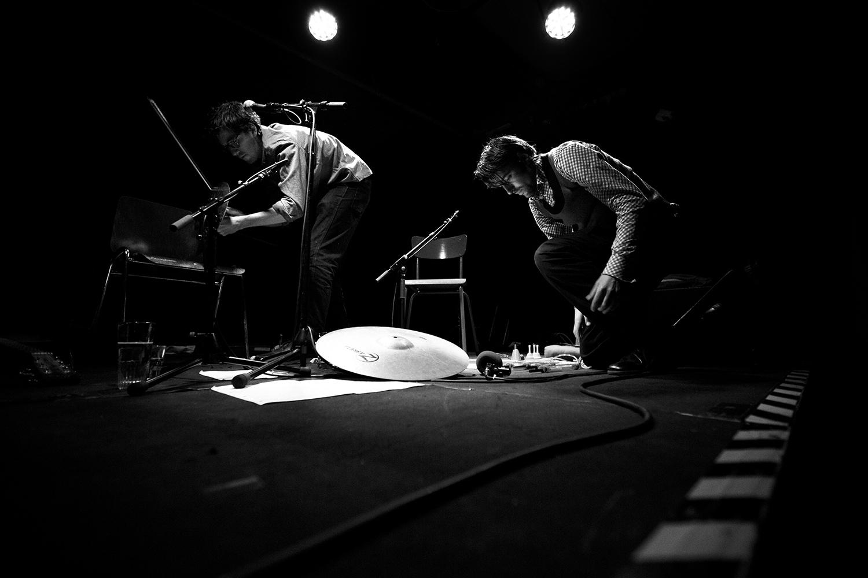 Sholto Dobie & Ben Pritchard by Laurent Orseau - Les Ateliers Claus - Brussels, Belgium #4