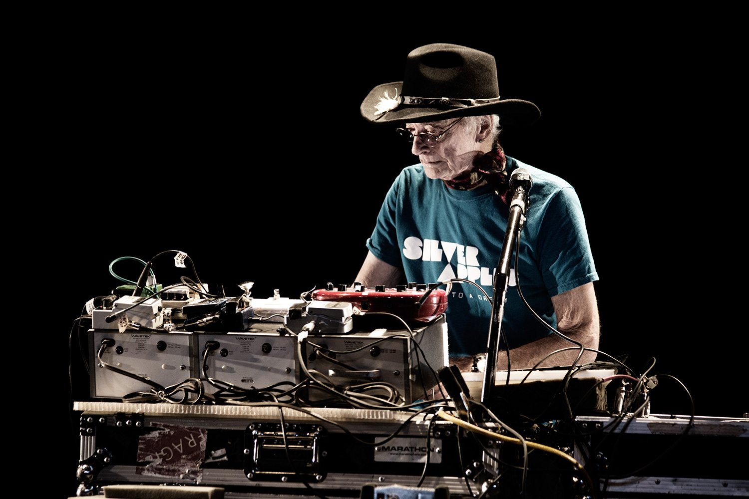 Silver Apples by Laurent Orseau - Centre Culturel Jacques Franck - Brussels, Belgium #2