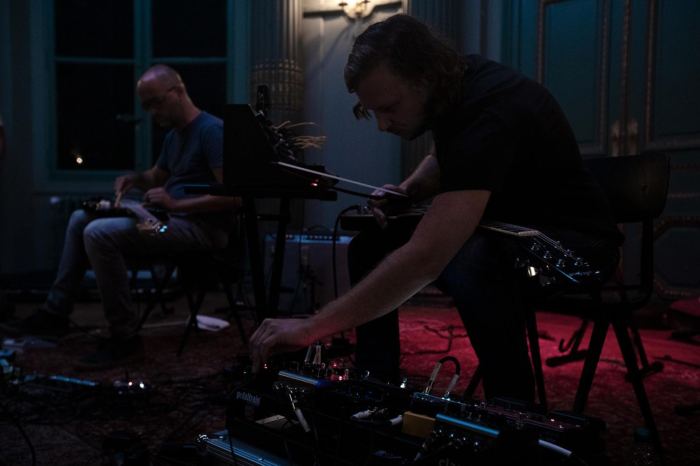 Sitka & Jef Mertens by Laurent Orseau - Summer Bummer Festival - De Studio - Antwerp, Belgium #2