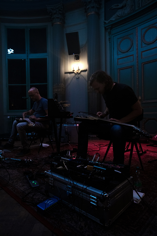 Sitka & Jef Mertens by Laurent Orseau - Summer Bummer Festival - De Studio - Antwerp, Belgium #3