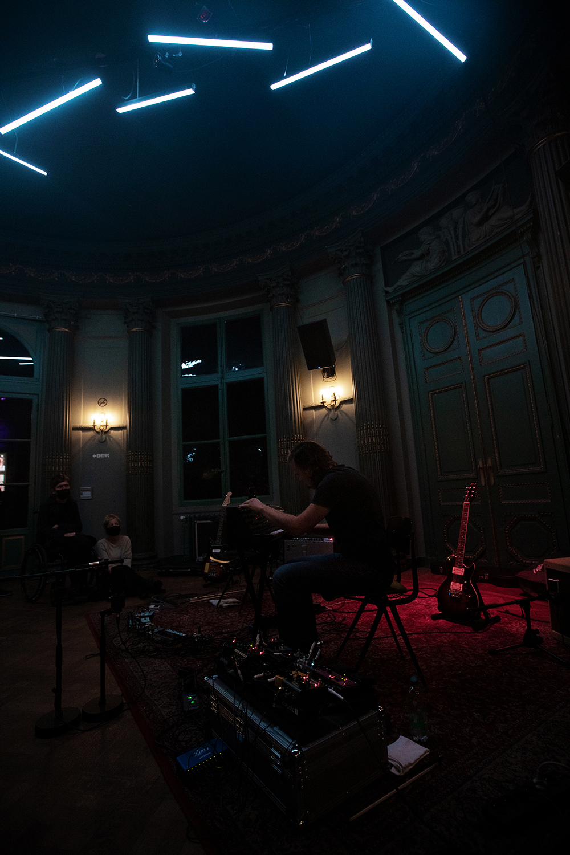Sitka & Jef Mertens by Laurent Orseau - Summer Bummer Festival - De Studio - Antwerp, Belgium #6