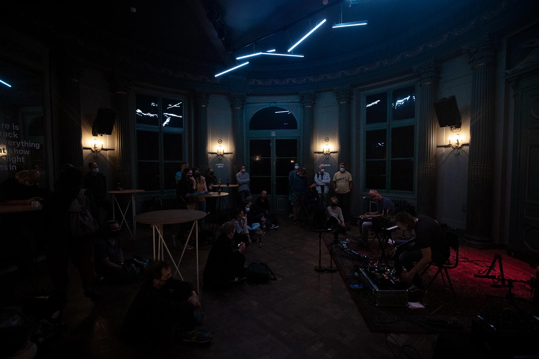 Sitka & Jef Mertens by Laurent Orseau - Summer Bummer Festival - De Studio - Antwerp, Belgium #7