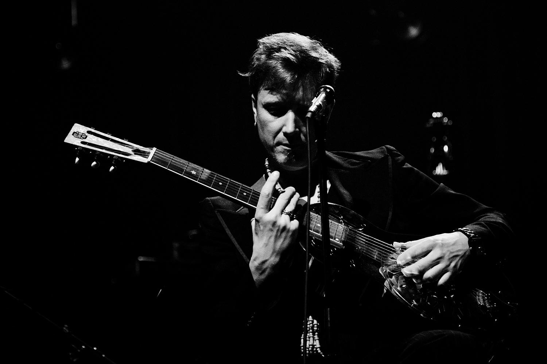 Stef Kamil Carlens & Band by Laurent Orseau - Ancienne Belgique - Brussels, Belgium #12
