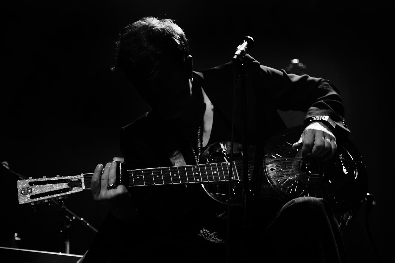 Stef Kamil Carlens & Band by Laurent Orseau - Ancienne Belgique - Brussels, Belgium #13