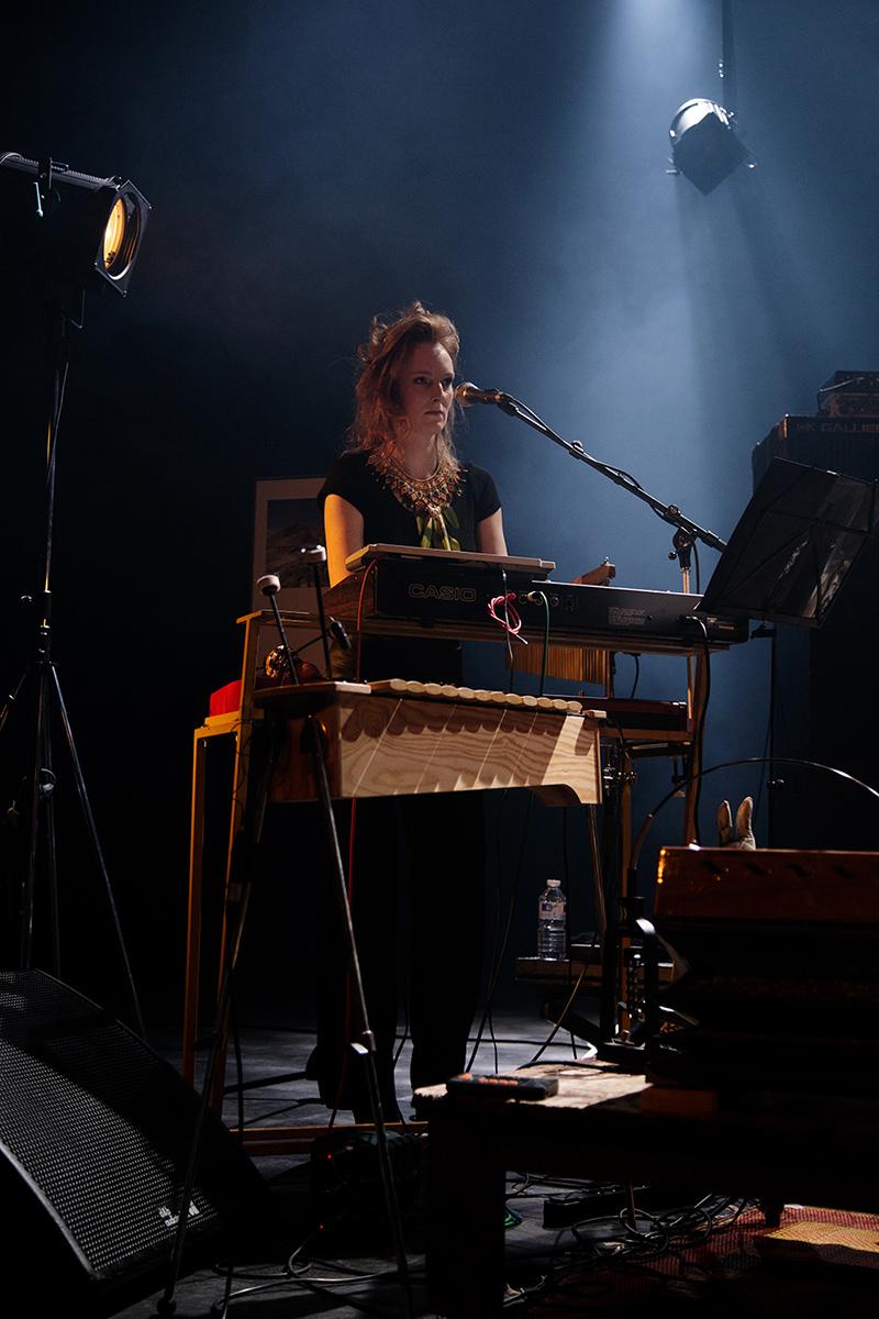 Stef Kamil Carlens & Band by Laurent Orseau - Ancienne Belgique - Brussels, Belgium #17