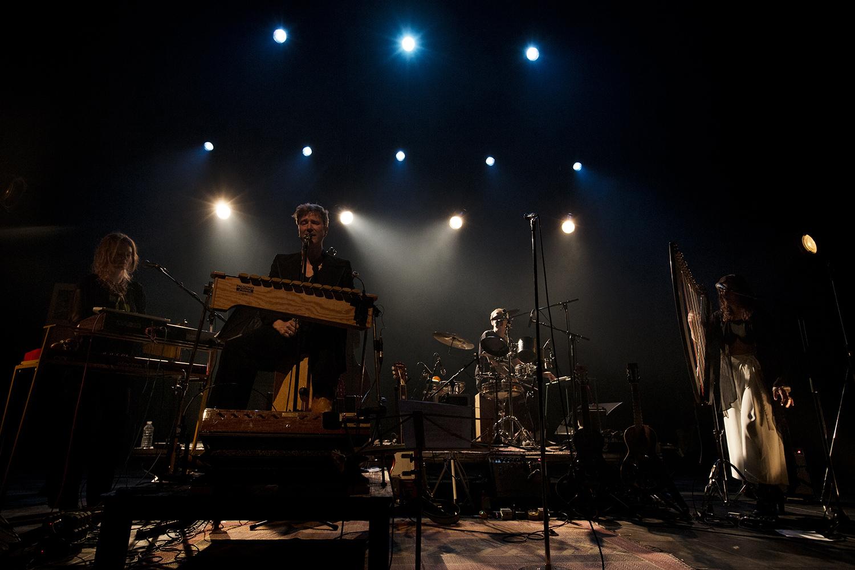 Stef Kamil Carlens & Band by Laurent Orseau - Ancienne Belgique - Brussels, Belgium #4