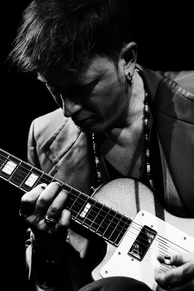 Stef Kamil Carlens & Band by Laurent Orseau - Les Ateliers Claus - Brussels, Belgium #10