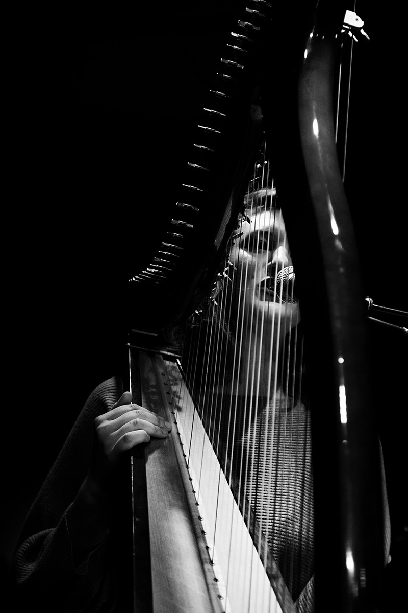 Stef Kamil Carlens & Band by Laurent Orseau - Les Ateliers Claus - Brussels, Belgium #15