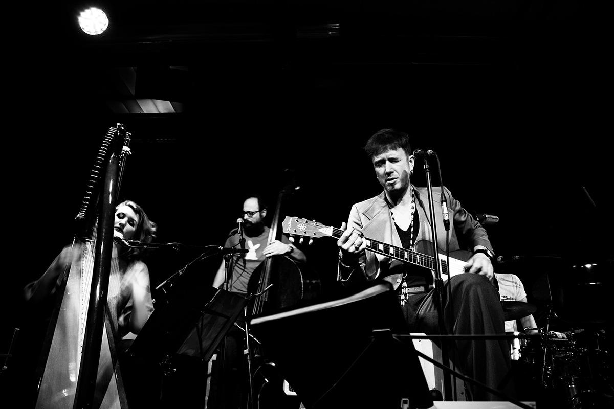 Stef Kamil Carlens & Band by Laurent Orseau - Les Ateliers Claus - Brussels, Belgium #3