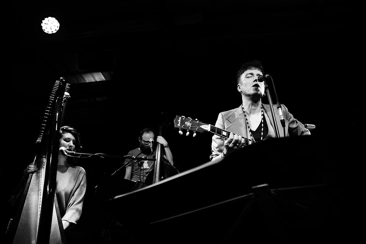 Stef Kamil Carlens & Band by Laurent Orseau - Les Ateliers Claus - Brussels, Belgium #5
