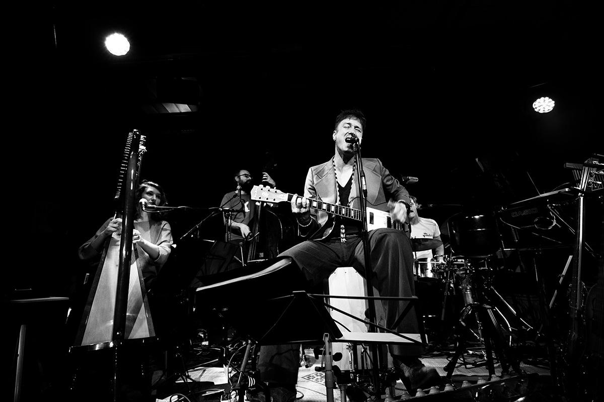 Stef Kamil Carlens & Band by Laurent Orseau - Les Ateliers Claus - Brussels, Belgium #8