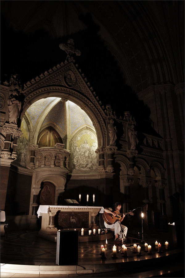 Steffen Basho-Junghans by Laurent Orseau - Ringkirche - Wiesbaden, Germany #5