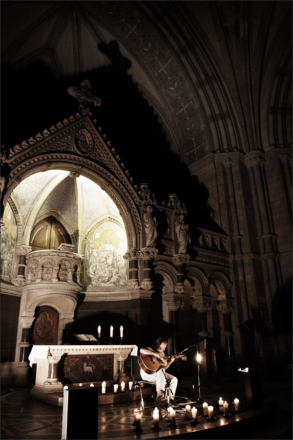 Steffen Basho-Junghans by Laurent Orseau - Ringkirche - Wiesbaden, Germany #6