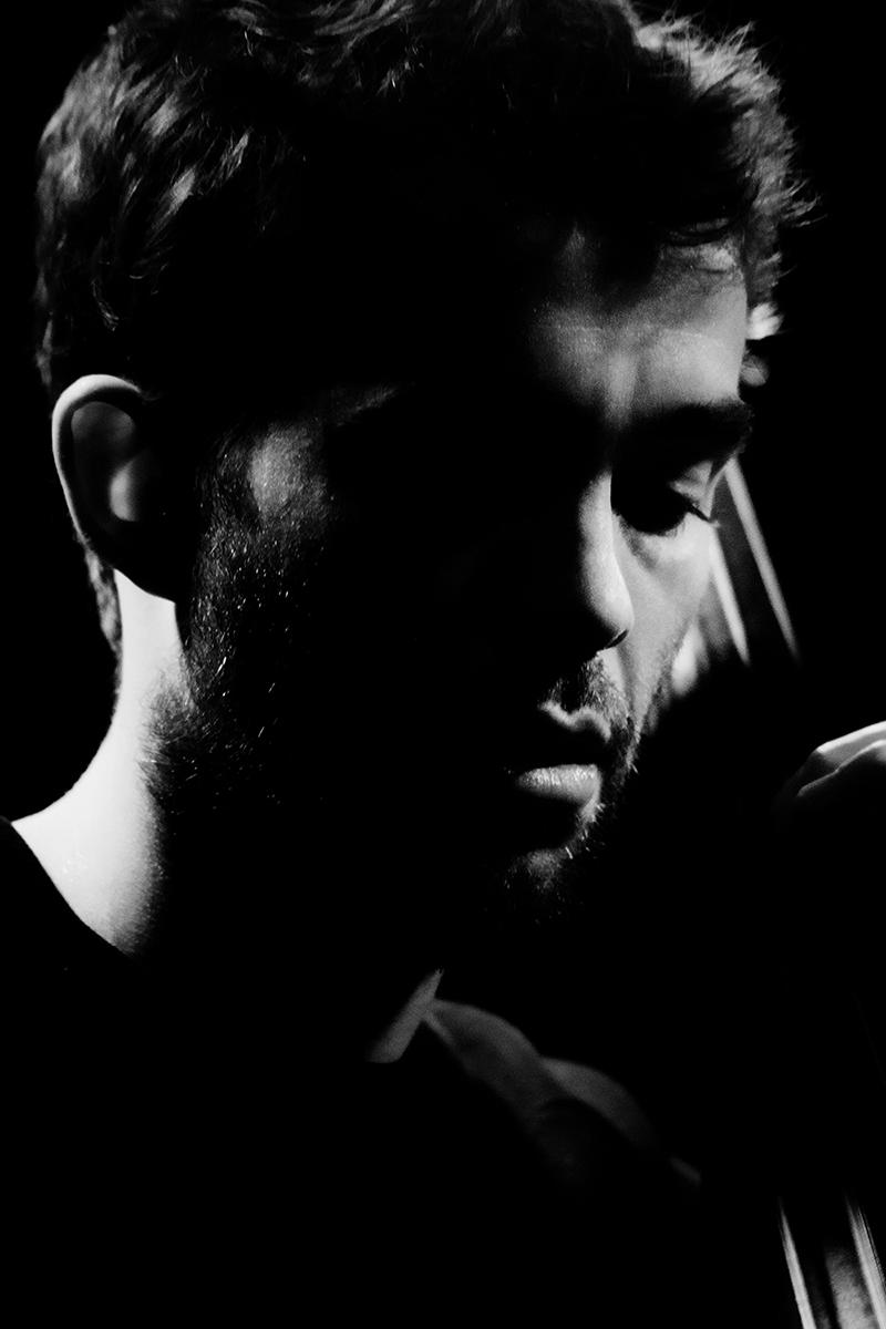 Stéphane Clor by Laurent Orseau - Concert - Les Ateliers Claus - Brussels, Belgium #3