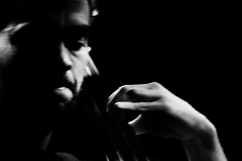 Stéphane Clor by Laurent Orseau - Concert - Les Ateliers Claus - Brussels, Belgium #4