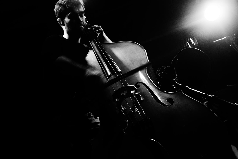 Stéphane Clor by Laurent Orseau - Concert - Les Ateliers Claus - Brussels, Belgium #5