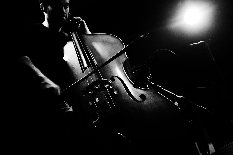 Stéphane Clor by Laurent Orseau - Concert - Les Ateliers Claus - Brussels, Belgium #6