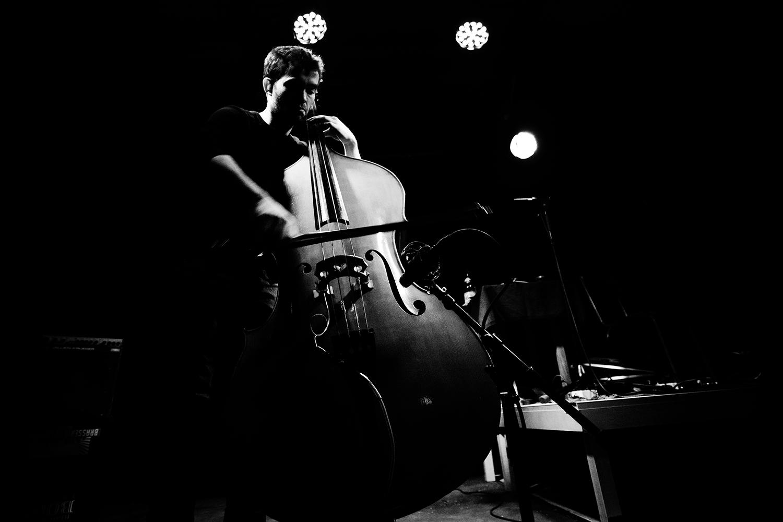 Stéphane Clor - Concert - Les Ateliers Claus - Brussels, Belgium