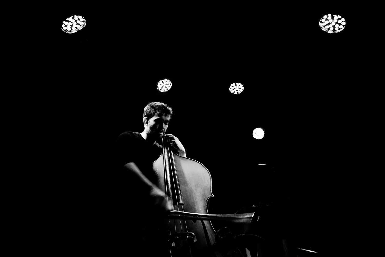 Stéphane Clor by Laurent Orseau - Concert - Les Ateliers Claus - Brussels, Belgium #9