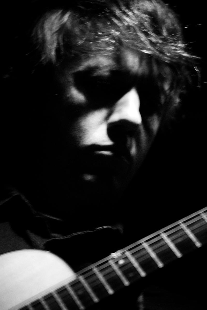 Steve Gunn & Band by Laurent Orseau - Les Ateliers Claus - Brussels, Belgium #10