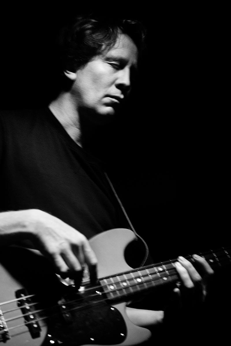 Steve Gunn & Band by Laurent Orseau - Les Ateliers Claus - Brussels, Belgium #11