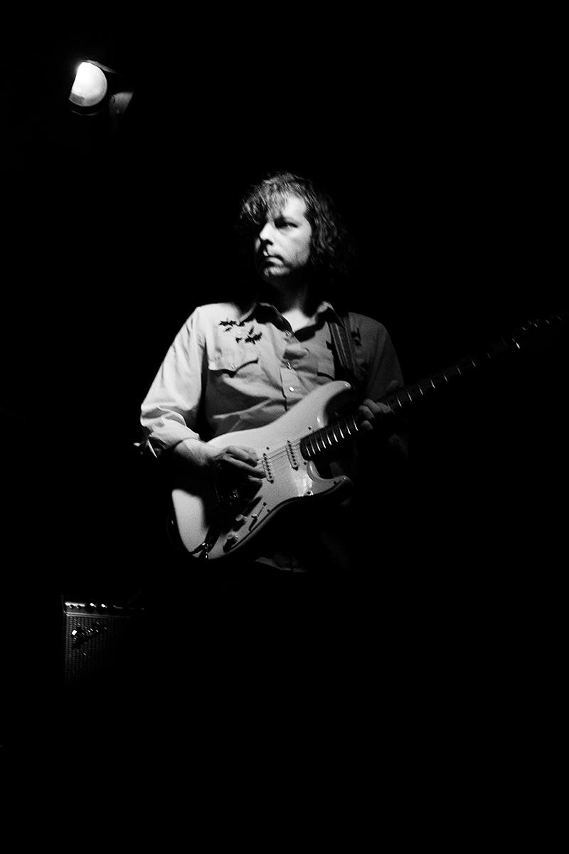 Steve Gunn & Band by Laurent Orseau - Les Ateliers Claus - Brussels, Belgium #12