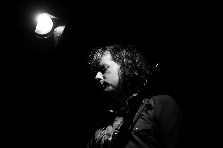 Steve Gunn & Band by Laurent Orseau - Les Ateliers Claus - Brussels, Belgium #13