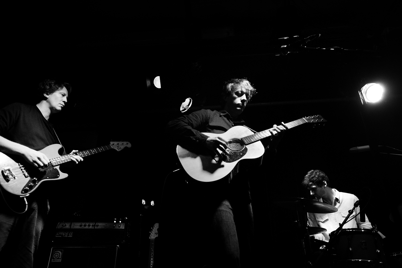Steve Gunn & Band by Laurent Orseau - Les Ateliers Claus - Brussels, Belgium #3