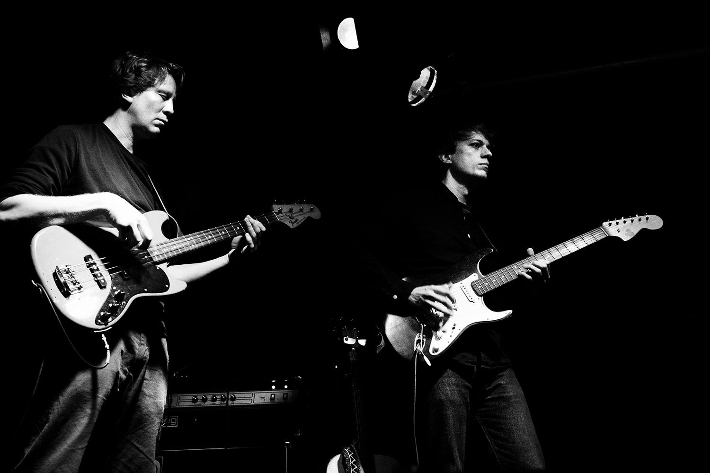 Steve Gunn & Band by Laurent Orseau - Les Ateliers Claus - Brussels, Belgium #5