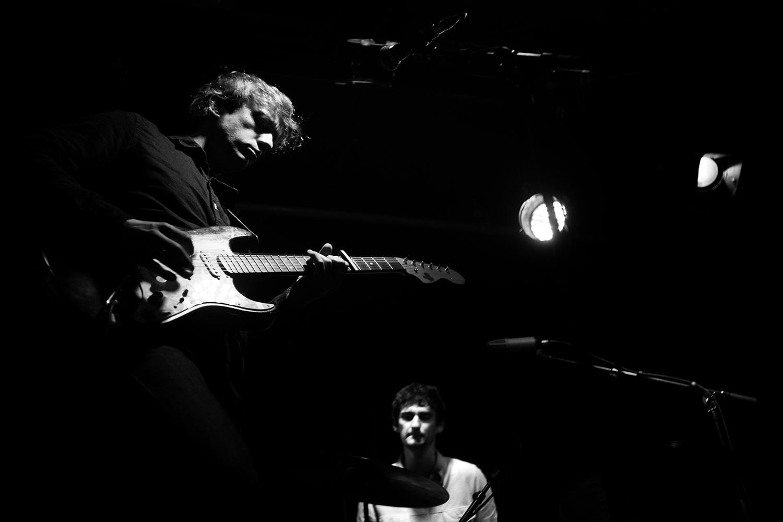 Steve Gunn & Band by Laurent Orseau - Les Ateliers Claus - Brussels, Belgium #6
