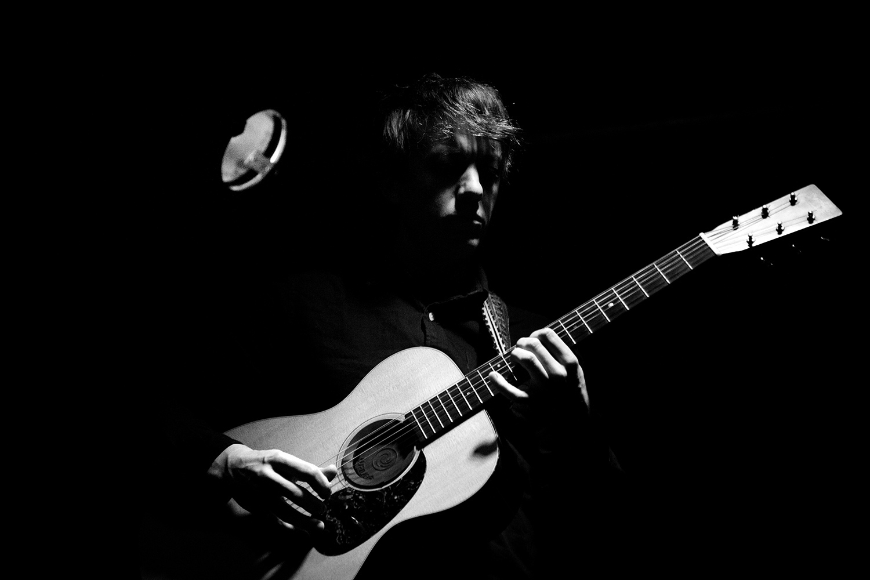 Steve Gunn & Band by Laurent Orseau - Les Ateliers Claus - Brussels, Belgium #7