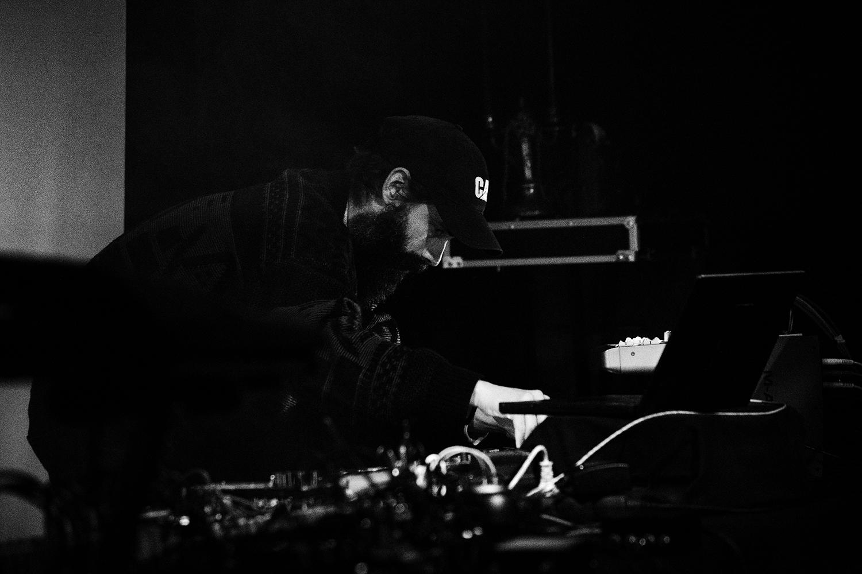 Sunny Graves - Concert - Les Ateliers Claus - Brussels, Belgium