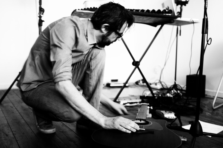 Sylvain Chauveau by Laurent Orseau - 10/12 - Brussels, Belgium #3