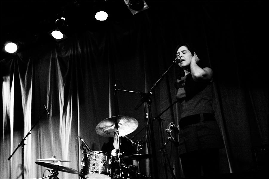 Tara Jane O'Neil + Mirah by Laurent Orseau - Hafen 2 - Offenbach, Germany #10