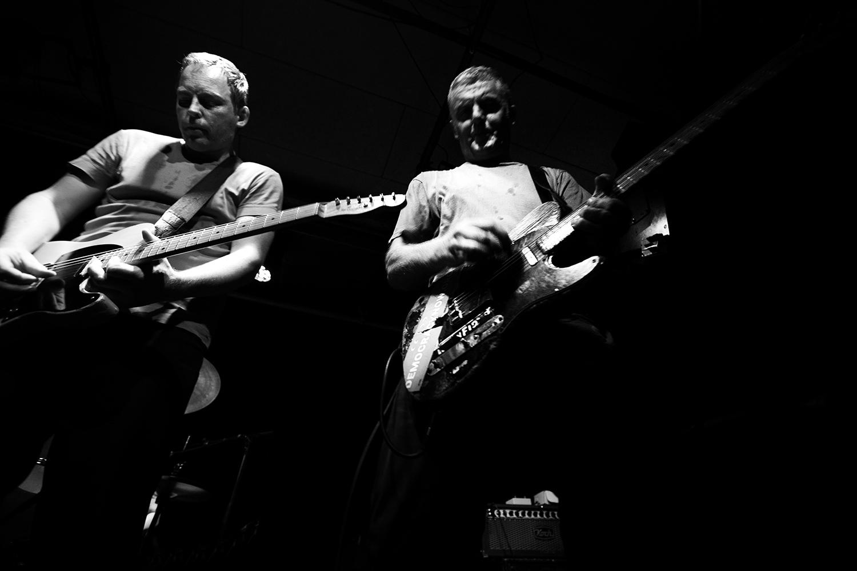 The Ex by Laurent Orseau - Concert - Les Ateliers Claus - Brussels, Belgium #10