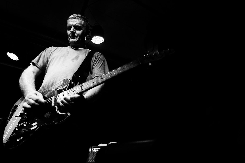 The Ex by Laurent Orseau - Concert - Les Ateliers Claus - Brussels, Belgium #20