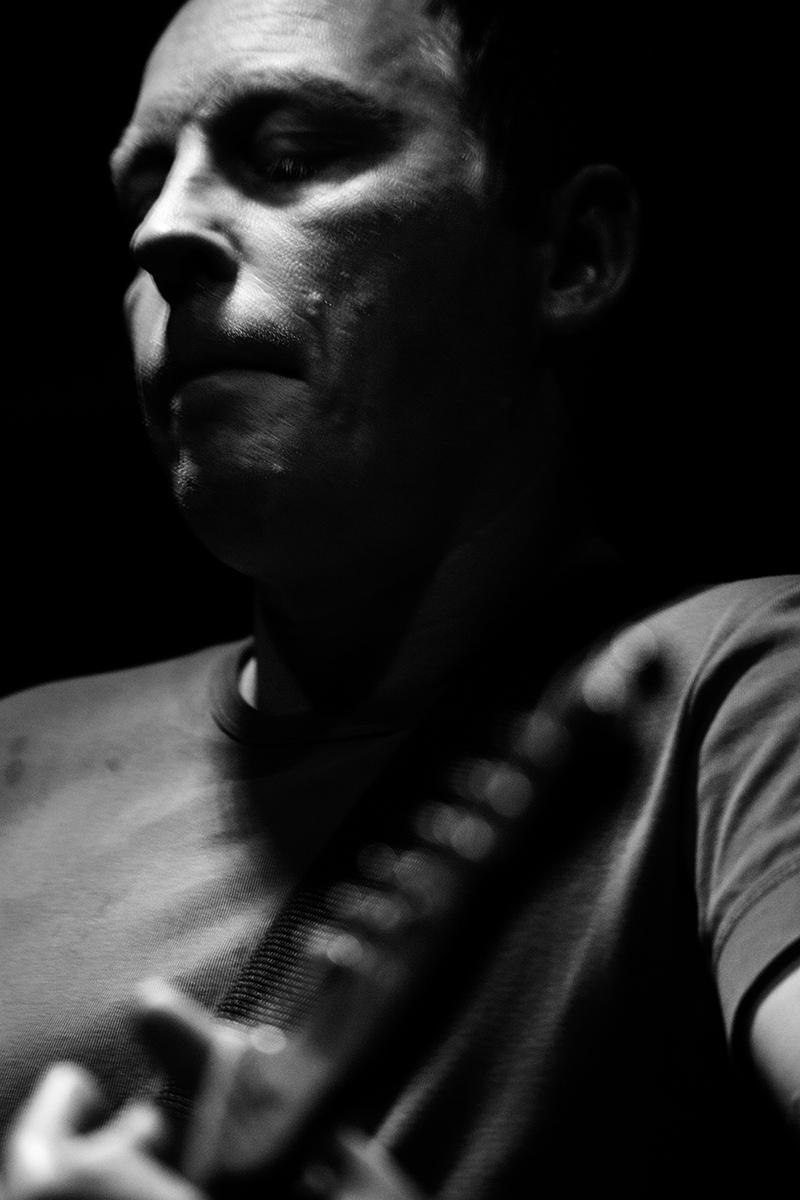 The Ex by Laurent Orseau - Concert - Les Ateliers Claus - Brussels, Belgium #24