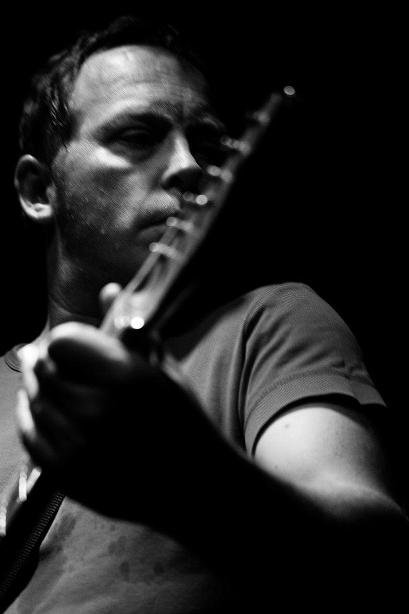 The Ex by Laurent Orseau - Concert - Les Ateliers Claus - Brussels, Belgium #25